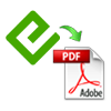 convert epub file to pdf