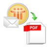conversion lotus notes to pdf