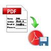 save as restricted pdf