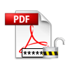 unlock protected pdf to access